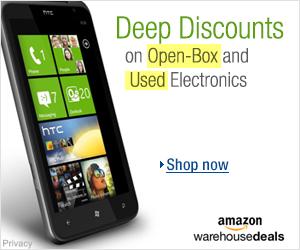 Open Box Electronics